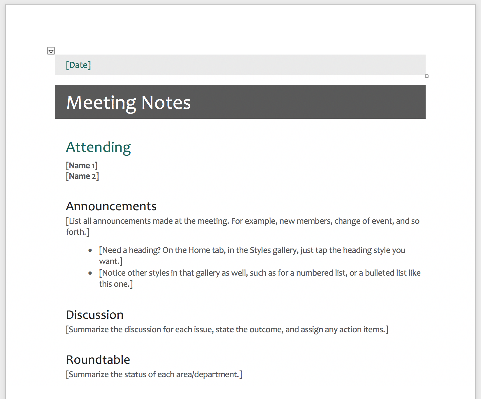 the dos and don u0026 39 ts of meeting minute templates