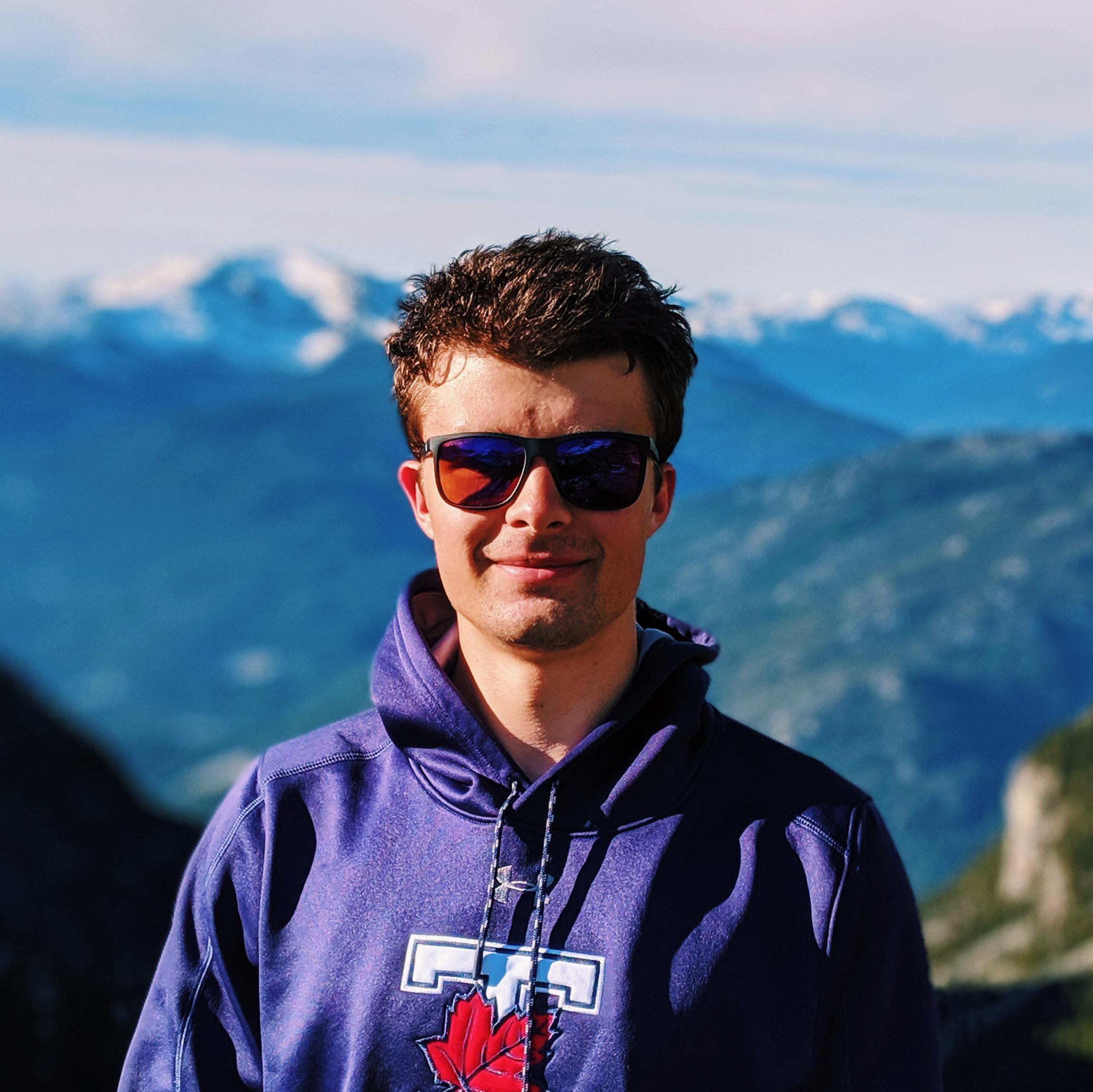 Knowtworthy CEO Alex Gordienko