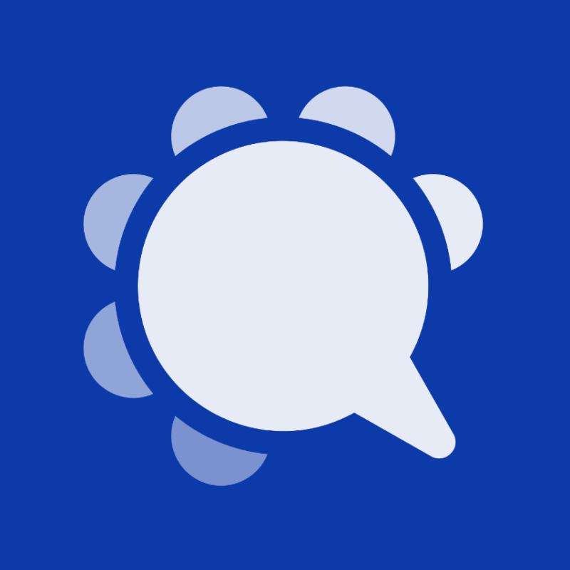 Blue Knowtworthy logo